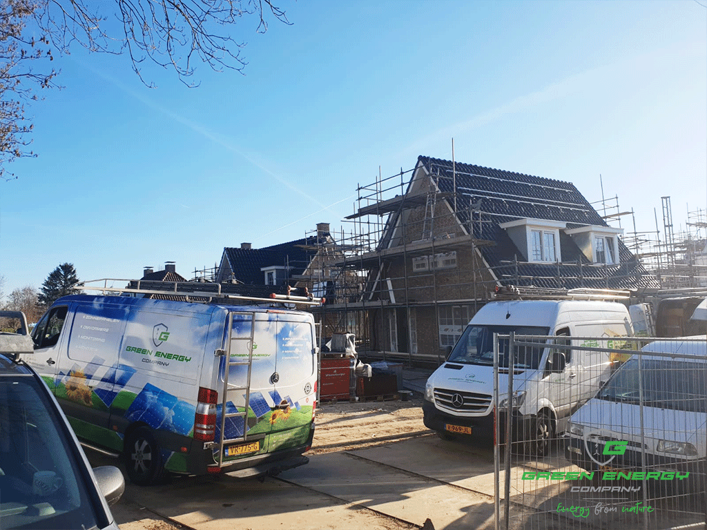 zonnepanelen installeren Rhoon installateur Green Energy Company